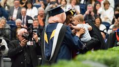 DSC01855 (ElliottSchool) Tags: esia elliott school international affairs graduation 2018 academic regalia ceremony dean reuben brigety baby