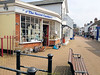 High Street  near to Hythe Pier and Ferry to Southampton in April 2018, Hythe, Southampton, Hampshire, England. (samurai2565) Tags: hythe hythemarina hythepier highstreet shamrockway dibdenpurlieu railwayonpier rafhythe southampton hampshire southamptonwater