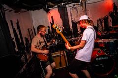 awakebutstillinbed (jmcguirephotography) Tags: punk emo indie rock raindogs jacksonville florida canon 40d awakebutstillinbed tinyengines