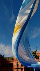 Gracias Argentina !!! (nlkjasdf) Tags: argentina buenosaires flag white blue sun sunlight plaza de mayo plazademayo cielo miércoles bandera azul blanco casarosada casa rosada mayosquare américa del sur américadelsur latinoamérica américalatina hemisferiosur buenos aires mundo
