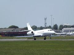 D-BMVV Dassault Falcon 2000EX BMW Flight Service (Aircaft @ Gloucestershire Airport By James) Tags: luton airport dbmvv dassault falcon 2000ex bmw flight service bizjet eggw james lloyds