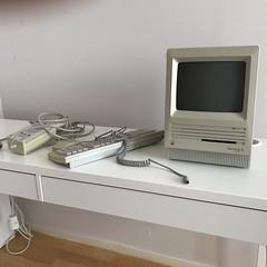 20170801-B (Heinrock) Tags: computer instagram iphone7 office macintosh apple classic