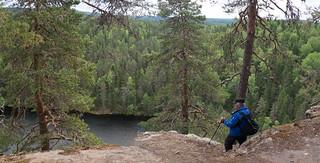 Kalajanvuori - Southern Konnevesi National Park