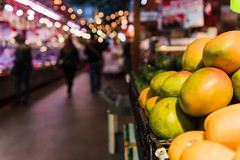 Toronto (Katherine Ridgley) Tags: toronto stlawrencemarket stlawrence market farmersmarket food shop shopping foodie grocery grocer produce fruit mango mangoes avocado avocadoes