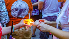 2018.06.12 A Candlelight Vigil to Remember Pulse, Washington, DC USA 03793