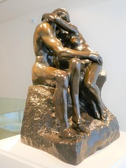Rodin, The Kiss, Bronze (jacquemart) Tags: de statue erotic rodin thekiss bronze bowmans dukestreet london nude