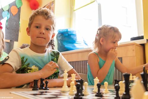 X Szachowe Mistrzostwa Przedszkola Miejskiego Nr 6-21