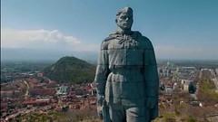 памятник солдату «Алеша»