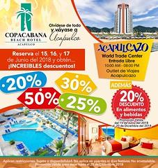 #VisitaAcapulco ️ (acacopacabana) Tags: hotel promociones hospedaje reservas habitaciones vacaciones amigos familia acapulcazo2018 copacabana mexico acapulco