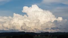 Big cloud (bertrandwaridel) Tags: 2018 echallens may spring switzerland vaud villarsleterroir cloud clouds sky suisse
