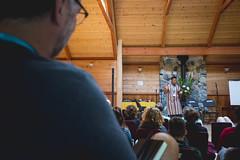 Activate_AMcPhoto_034 (HollyhockLife) Tags: 2018 activate britishcolumbia canada conference cortesisland hollyhock indoor latoiajones olatunji