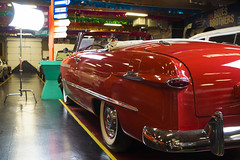FACTOR Radius at Volo Auto Museum (FotodioxPro) Tags: photoshoot fotodioxpro fotodiox radiusled factorradius cinema videoproduction cinemalight studiolighting filmmaking productphotography photography productlighting voloautomuseum classiccar auto sonya7sii redcar