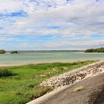 15-Lac du Der - Sur la digue à vélo