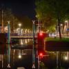 Sint Remeynsbrug by night (swissgoldeneagle) Tags: zuidholland night nighshot d750 nikon langzeitaufnahme roteampel redlight nachtaufnahme 1x1 langzeitbelichtung bruecke lights longexposure dunkel brücke südholland southholland sintremeynsbrug dark bridge niederlande nederland netherlands nikond750 gouda nacht lichter nl