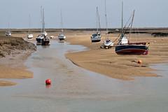 Wells-next-the-Sea (Neil Pulling) Tags: wellsnextthesea coastal northnorfolk eastanglia england uk coast northsea creek tidal boat lowtide