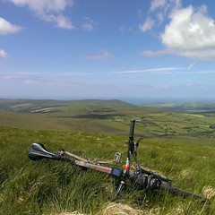 Photo of On top of the Preseli's.