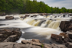 An Inch An Hour (Kevin Tataryn) Tags: ripids flowing riviere rouge quebec grenville avoca longexposure nikon d500 1755 canadian beauty