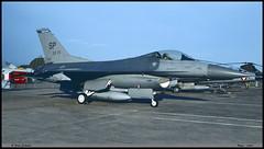 F16 C SP 91-0403 Dijon juin 1997 (paulschaller67) Tags: f16 c sp 910403 dijon juin 1997