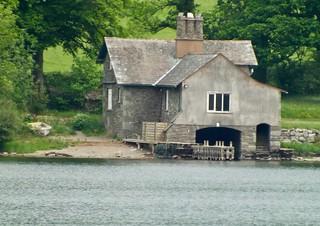 Boathouse on Ullswater.01