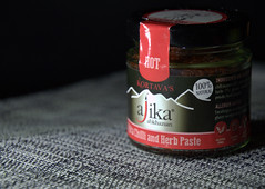 Abkhazian Ajika (Adjika) Chilli and Herb Paste (Tony Worrall) Tags: add tag ©2018tonyworrall images photos photograff things uk england food foodie grub eat eaten taste tasty cook cooked iatethis foodporn foodpictures picturesoffood dish dishes menu plate plated made ingrediants nice flavour foodophile x yummy make tasted meal nutritional freshtaste foodstuff cuisine nourishment nutriments provisions ration refreshment store sustenance fare foodstuffs meals snacks bites chow cookery diet eatable fodder abkhazian ajika adjika chilli herb paste jar package packaged hot spicy southcaucasus