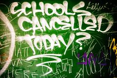 Schools Cancelled (Thomas Hawk) Tags: america california eastbay mareisland usa unitedstates unitedstatesofamerica vallejo abandoned graffiti fav10