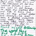 automatic writing, project journal#2  pg98