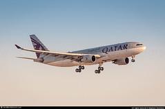 [DXB.2017] #Qatar.Airways #QR #Airbus #A332 #A7-ACC #Al.Shahaniya #awp (CHR / AeroWorldpictures Team) Tags: qatar airways airbus a330202 msn 511 eng ge cf680e1a4 reg a7acc named alshahaniya aircraft history first flight test fwwkr built site toulouse lfbo france delivered qatarairways qr qtr config c24y248 a330 a332 a330200 plane aircrafts airplane planespotting dubai dxb uae gulf airlines sunrise landing nikon d300s nikkor 70300vr raw lightroom awp aeroworldpictures 2017