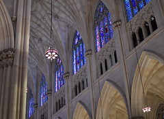 New York City (mademoisellelapiquante) Tags: nyc newyorkcity newyork city stpatrickscathedral gothicarchitecture architecture cathedral manhattan