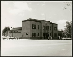 City Baths, King William Road, Adelaide, 1969 (State Library of South Australia) Tags: adelaide artdeco architecture statelibraryofsouthaustralia southaustralia samemory kingwilliamstreet