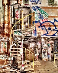 It always comes back to this. (neilsharris) Tags: abandoned chicago