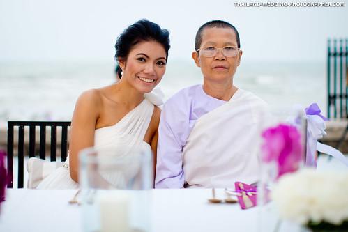 The Hen Hua Hin Thailand Wedding Photography