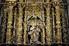 Astorga (León-España). Catedral. Retablo churrigueresco de Santa María Magdalena. María Magdalena (santi abella) Tags: astorga león castillayleón españa catedraldeastorga retablos