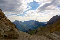 Collado de Estriviella (joxelu.) Tags: pirineos paisaje huesca