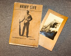 WW-2 U.S. Information Pamphlet (Pacific Kilroy) Tags: ww2 wwii us army personal items collectibles artifacts memorabilia militaria worldwarii pacifictheater personalitems footlocker soldier marine combat relic antique kilroy booklet pamphlet armylife wardepartment