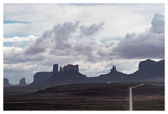 The Road to Monument Valley (Paulemans) Tags: 2018usavacation paulemans paulderoode sony70400f456gssm monumentvalley