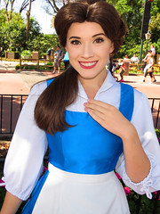 Belle (meeko_) Tags: belle princess beautyandthebeast characters disneycharacters beauty france francepavilion worldshowcase epcot themepark walt disney world waltdisneyworld florida