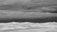 Bilbunya Dunes (Eucla) (HarQ Photography) Tags: panasonic gh5 australia eucla bilbunyadunes landscape monochrome blackandwhite sand dune leicavarioelmarit50200mmf2840asph