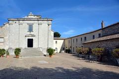 Il vecchio convento (giorgiorodano46) Tags: giugno2018 june 2018 giorgiorodano marche italy conero badiasanpietro sirolo albergo hotel chiesa church