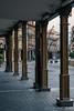 Soportales Plaza Mayor - La Bañeza (turra2b) Tags: soportales plazamayor