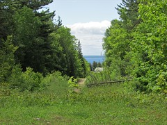 Rifle range (creed_400) Tags: island northern michigan june spring mackinac rifle range state park lake huron above