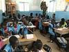La classe de CE1 de l'école communautaire de Dakar - Globalong (infoglobalong) Tags: stage étudiant bénévole volontariat éducation enseignement école enfants solidarité afrique sénégal dakar