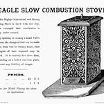 The Eagle Slow Combustion Stove thumbnail