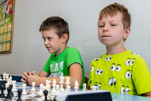 VIII Turniej Szachowy o Mistrzostwo Przedszkola Wesoła Piątka (12 of 78)