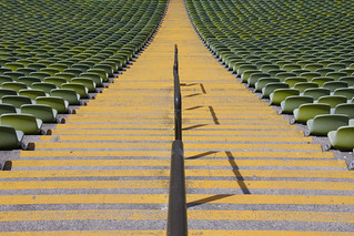 Stadium Symmetry