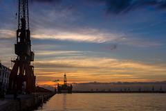 Porto do Rio de Janeiro - Sunset (mariohowat) Tags: pôrdosol crepúsculo sunset novoportodoriodejaneiro portomaravilha boulevardolímpico riodejaneiro brasil brazil canon
