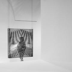 Eusebio Sempere en el MNCARS (COLINA PACO) Tags: sempere sculpture escultura blancoynegro blackandwhite bw espacios espace espaces espacio spazio spazi spaces space franciscocolina mncars madrid spain spagna españa espagne