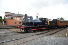 SVR 75931 (kgvuk) Tags: svr severnvalleyrailway railway train steam heritage history engine locomotive station kidderminster kidderminstertown 564 060 j15 y14