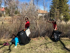 Montana Earth Day Cleanup
