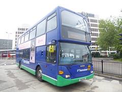 Thamesdown 375 YN55 NHJ River Tamar on 25, Swindon Bus Stn (sambuses) Tags: 375 thamesdown swindonsbuscompany yn55nhj rivertamar