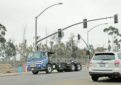 Republic Services Roll Off Truck 5-29-18 (Photo Nut 2011) Tags: california sanitation wastedisposal junk garbage trash truck garbagetruck trashtruck refuse sandiego republicservices rolloff
